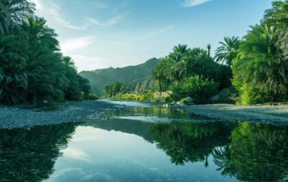 Oman, Travel
