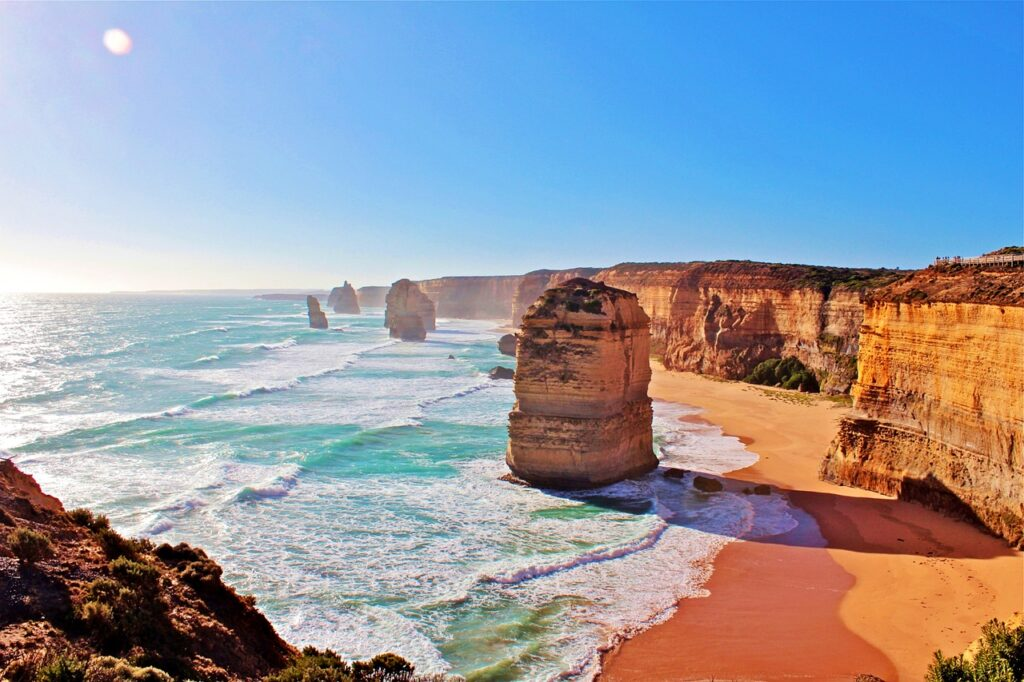 Planning and memorable holiday in Australia