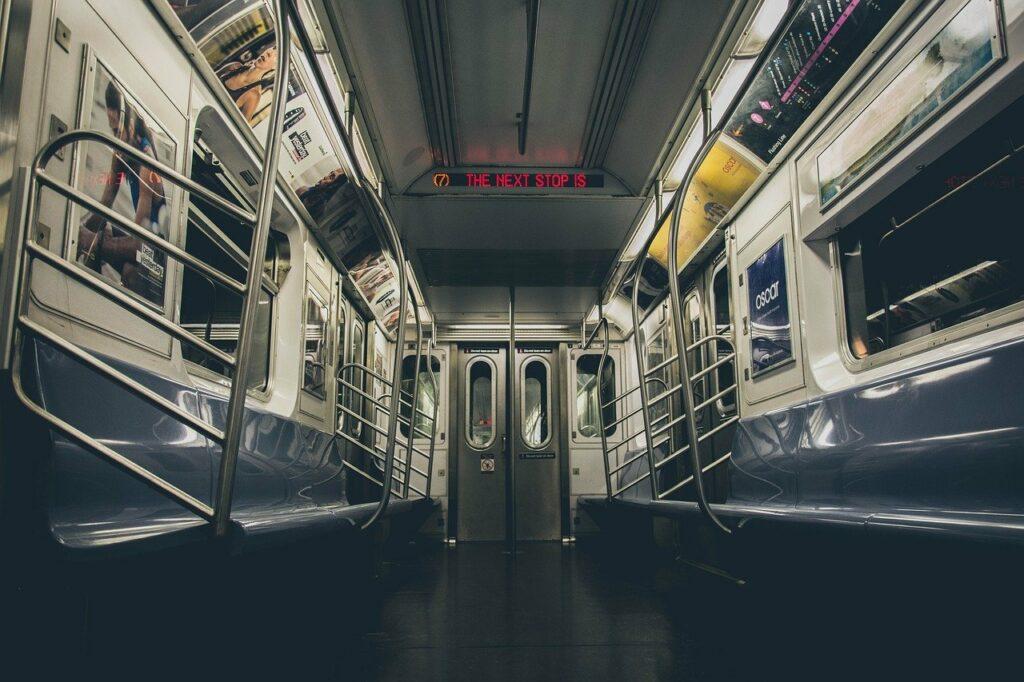Train in Usa